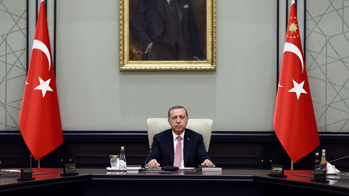 Turkey's President Recep Tayyip Erdogan said that all measures were being taken to reduce damages.