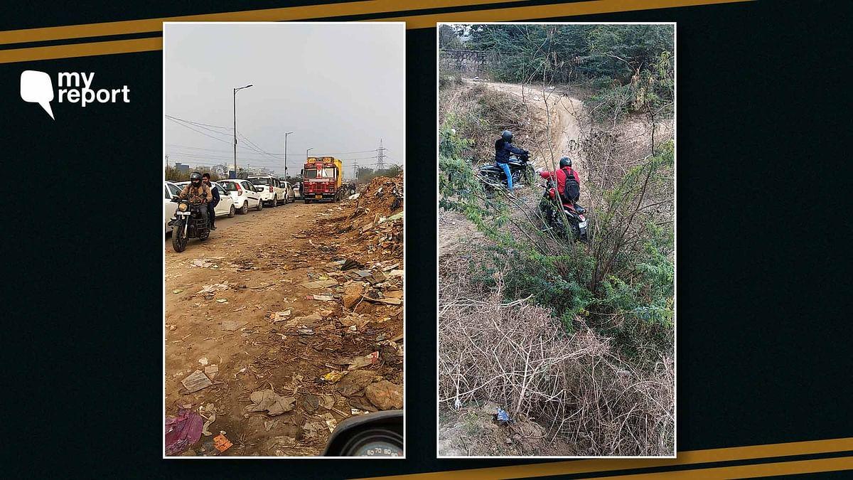 'Takes 2 Hours to Commute': Motorists on Kalindi Kunj Blockade