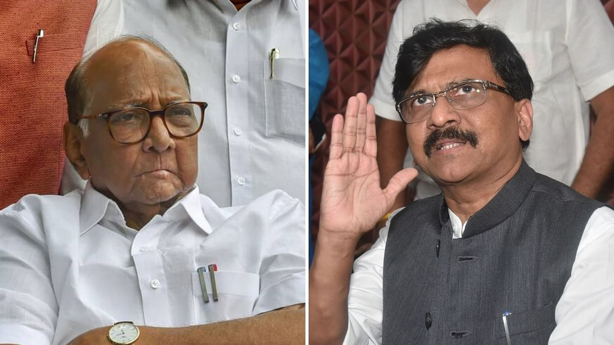 Sanjay Raut Wants NCP Chief Sharad Pawar as Next President?