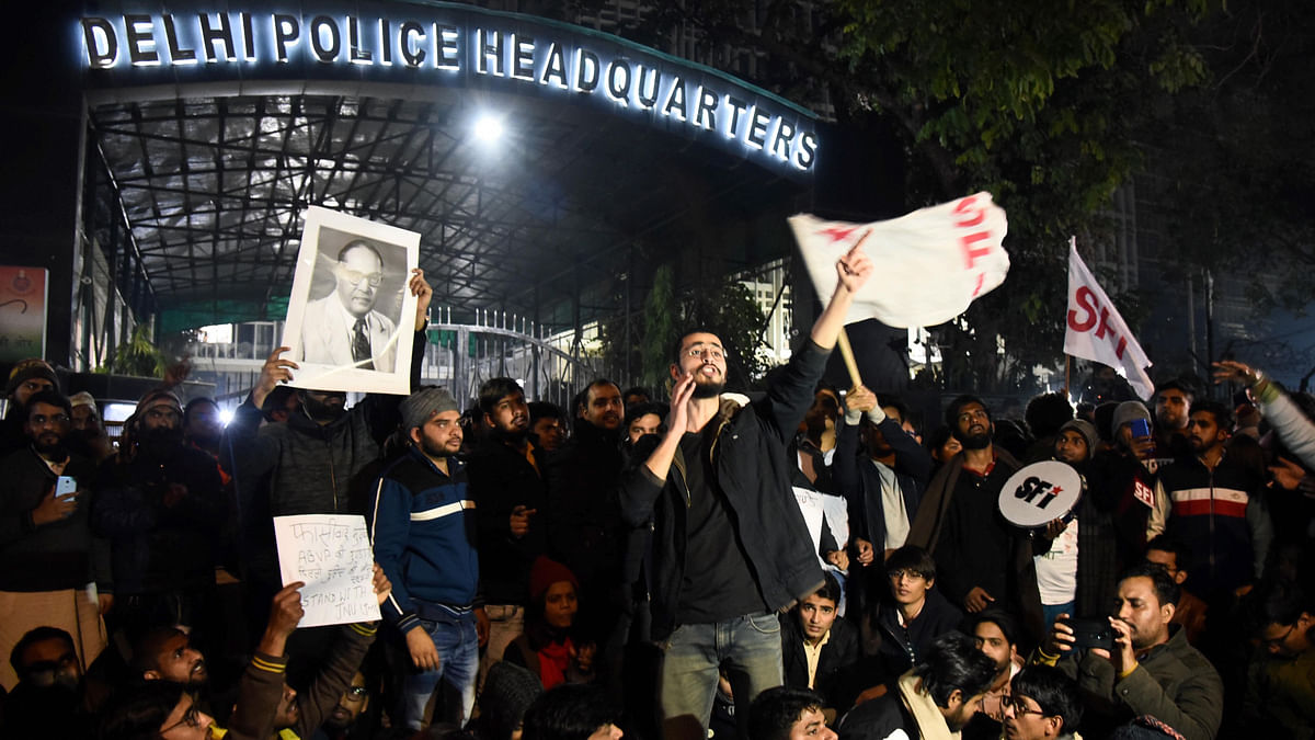 HC Seeks Response From Tech Giants on Plea for JNU Violence Data