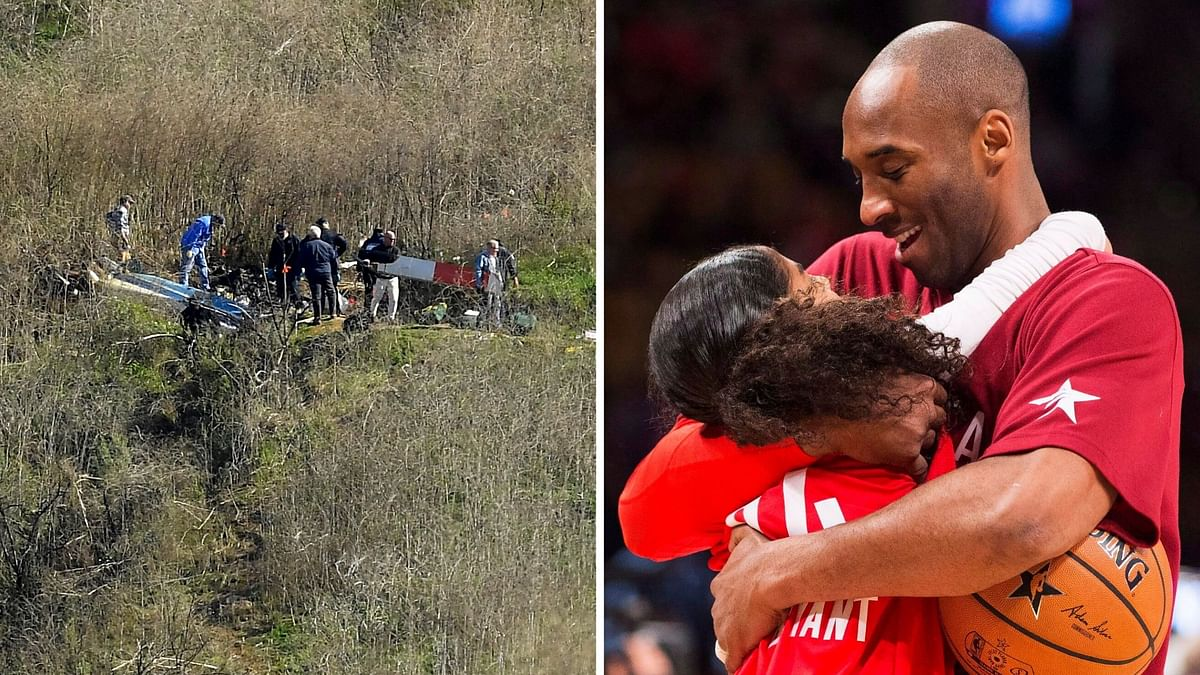Kobe Bryant was traveling Sunday with his 13-year-old daughter Gianna and seven other passengers and crew.