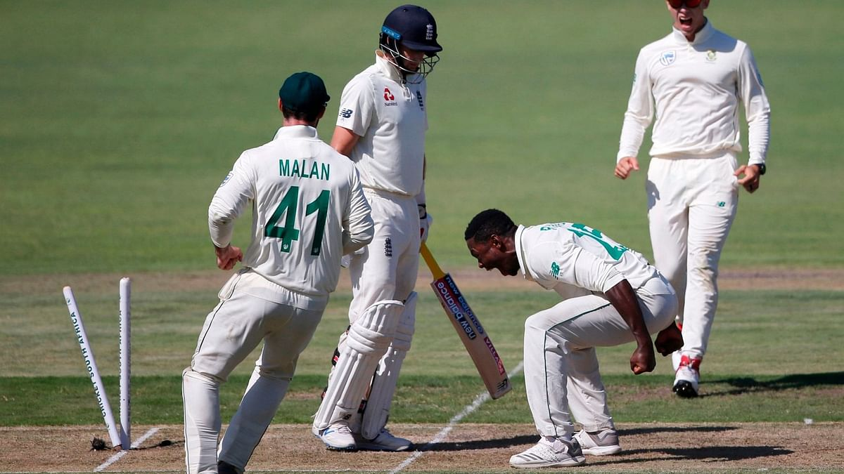 Kagiso Rabada Slammed by Holding, Pietersen After Celebration Ban