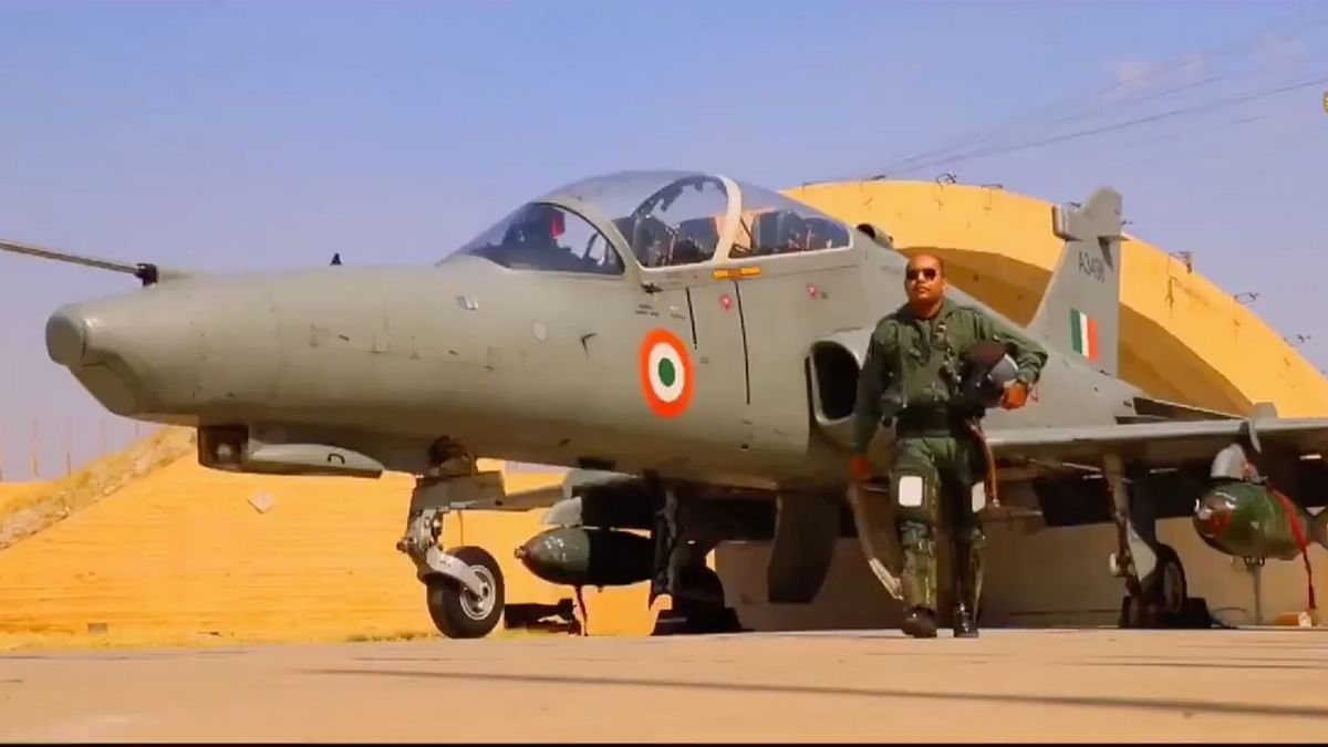 IAF's New Year Video Rides High on Patriotism, Lauds Air Warriors