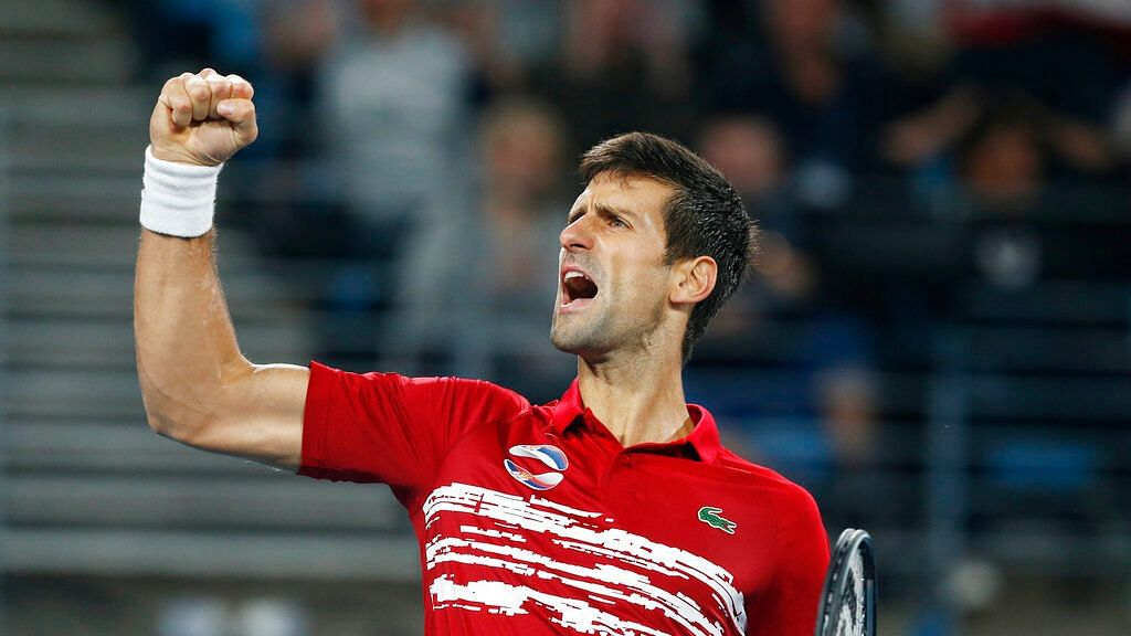 Djokovic Insists No Clear Favourite for Australian Open