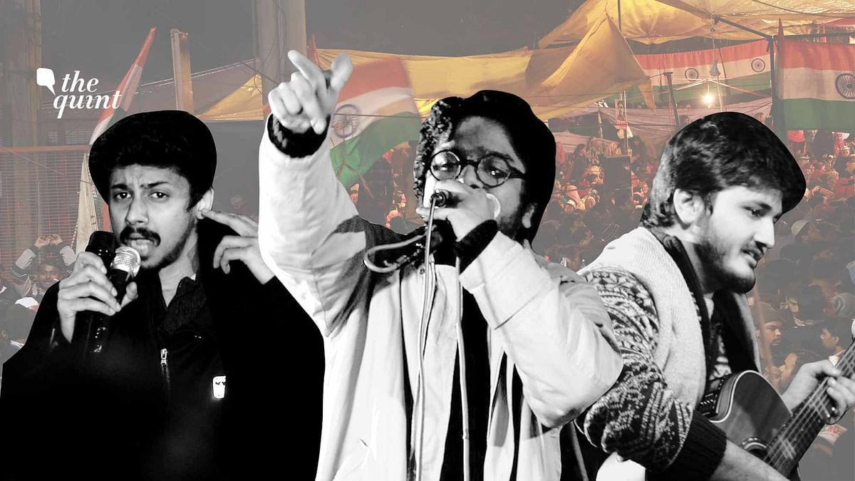 Protest Songs In India: Meet Musicians Singing The Songs of Change