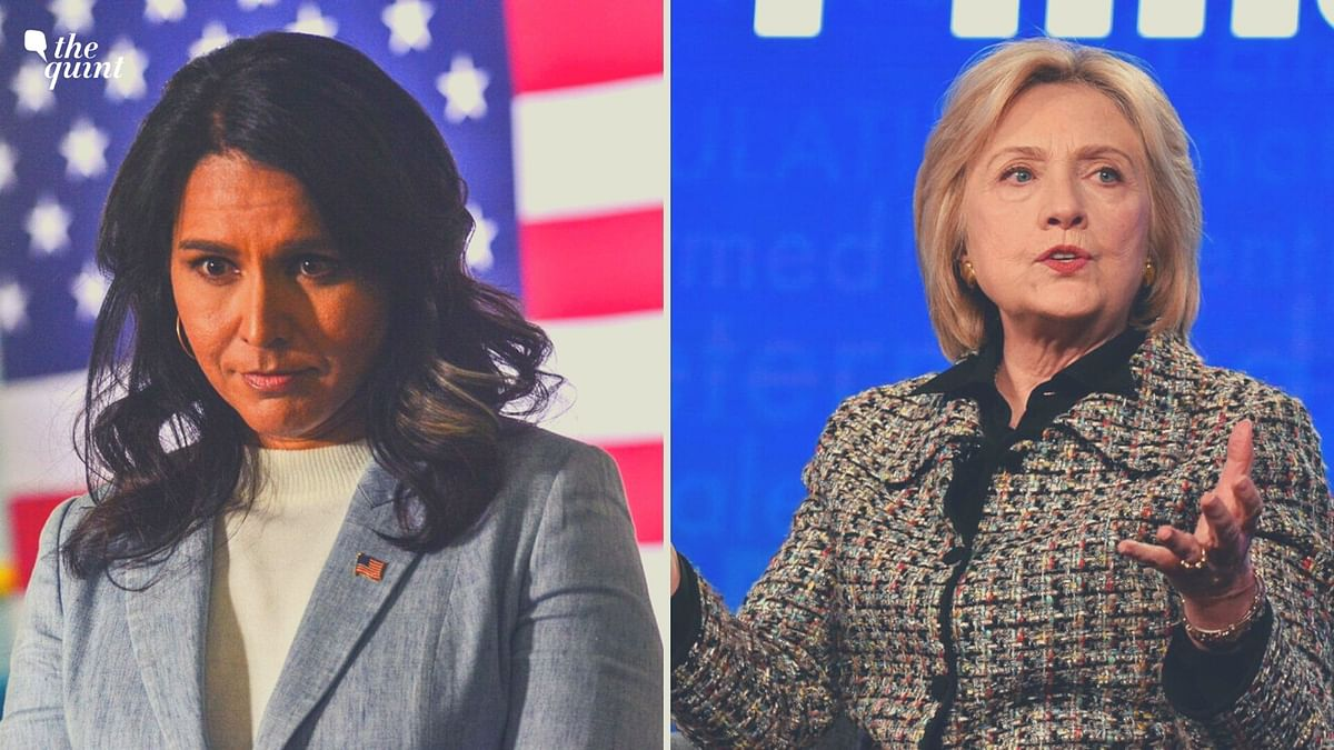 Tulsi Gabbard Sues Hillary Clinton for Defamation, Seeks USD 50 Mn