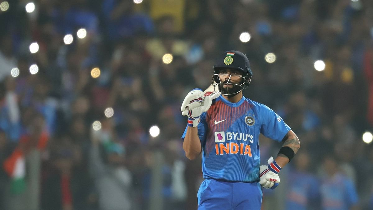 Virat Kohli Becomes Fastest to Reach 11,000 Runs as Captain