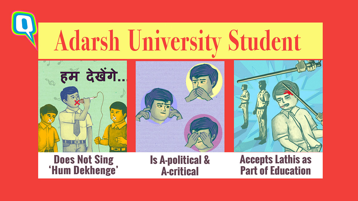 Are You an Adarsh University Student In the Time of Protests?