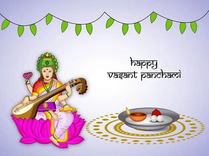 Basant Panchami Wishes in English