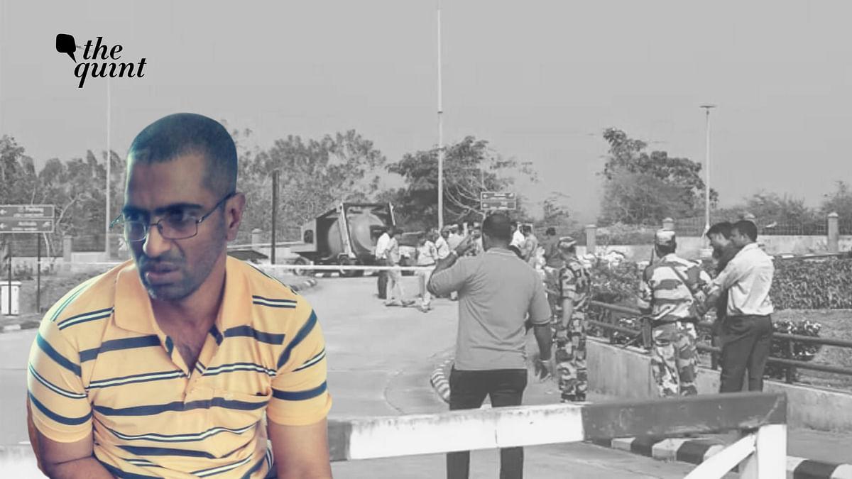 Mangaluru Airport Bomb Case: Suspect Surrenders Before Police