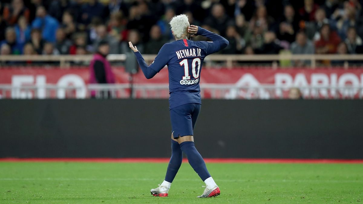 Neymar Stars as PSG Beat Reims to Reach League Cup Final