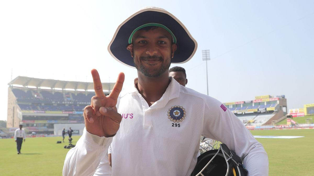 Mayank Agarwal Third Fastest Indian to 1000 Test Runs