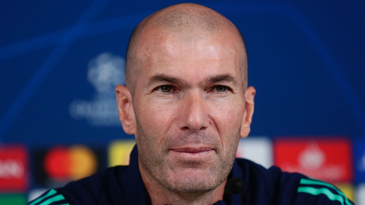 'We're Not Here For a Walk', Zinedine Zidane Says of Super Cup