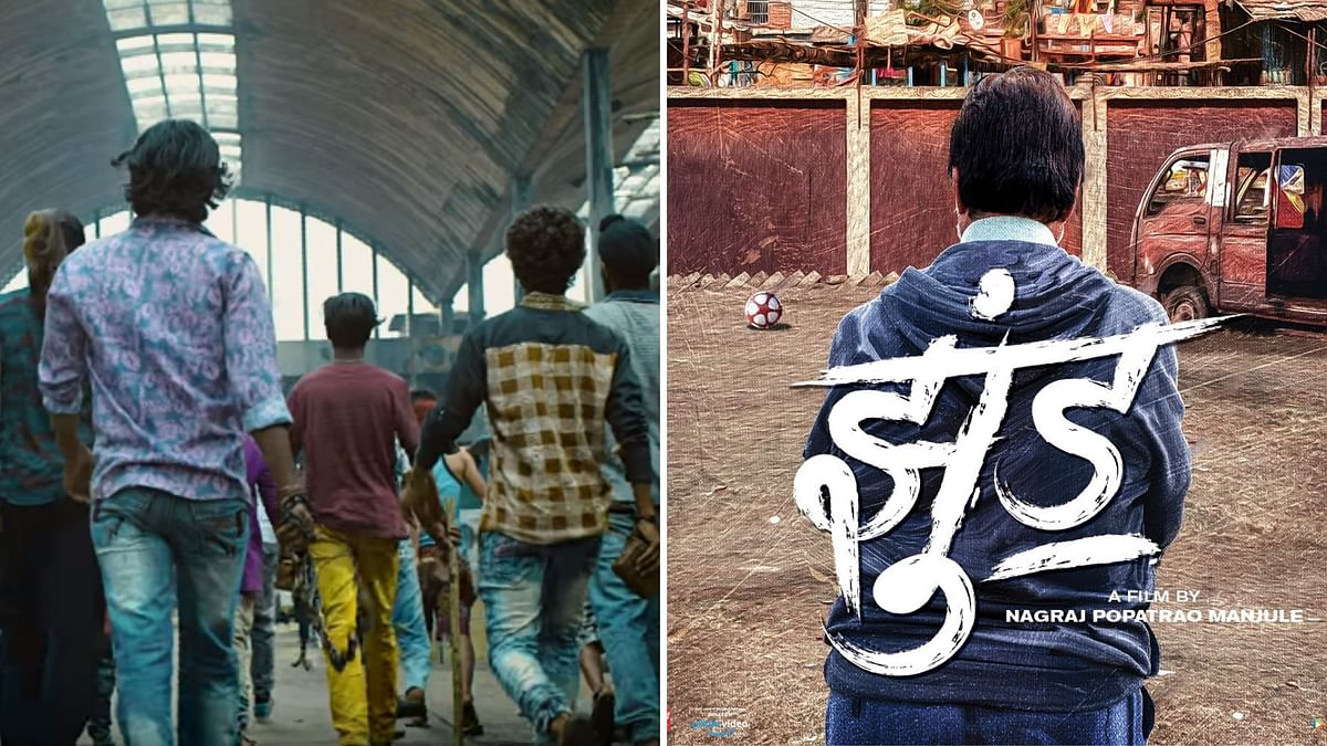 Bachchan Introduces His Team of Underdogs in 'Jhund' Teaser
