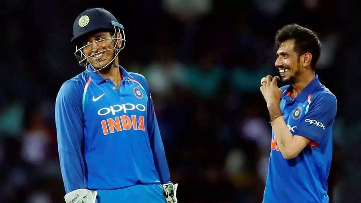 The-38-year-old MS Dhoni has not played a competitive game since the World Cup semifinal loss to New Zealand on 9 July.