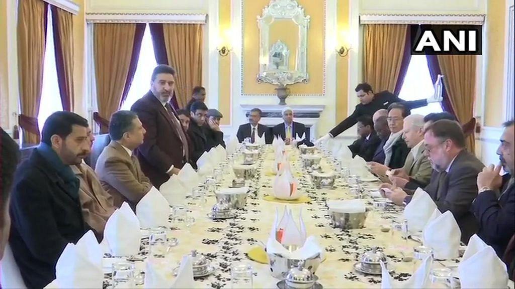 PDP Expels Eight Leaders Who Met Foreign Envoys' Delegation in J&K