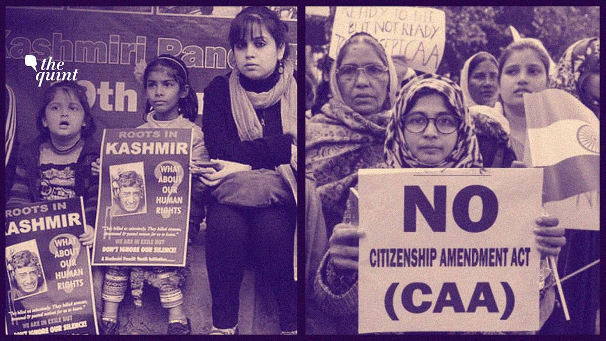 Why Shaheen Bagh is Fighting Same Evil As Us, the Kashmiri Pandits