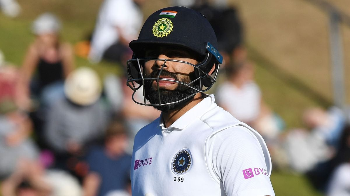 New Zealand beat India by 10 wickets in the first Test in Wellington to take 1-0 lead in the two-match series.