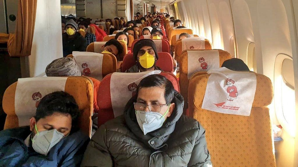 Indians on Flight That Couldn't Land to Return in 2-3 Days: MEA