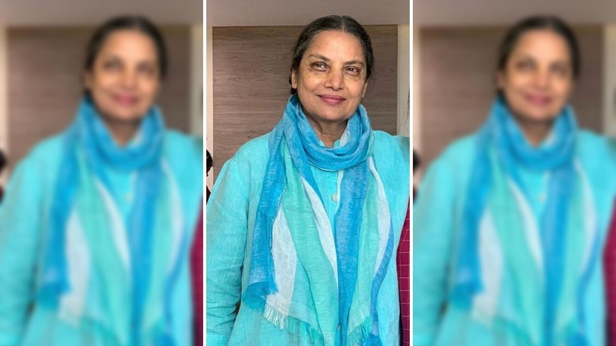 Shabana Azmi suffered injuries after an accident in the Mumbai-Pune expressway.
