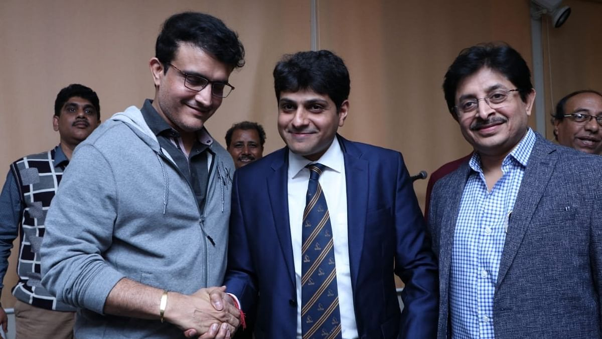Former BCCI president late Jagmohan Dalmiya's son Avishek on Wednesday, 5 February became the youngest president of Cricket Association Bengal at the age of 38 after being elected unopposed.