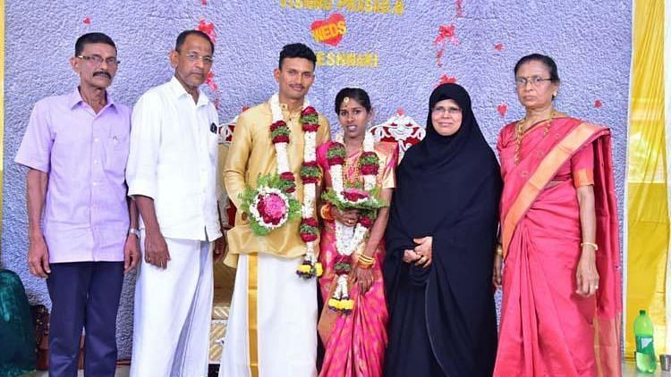 #GoodNews: Muslims Host Temple Wedding for Adopted Hindu Daughter