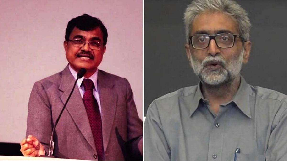 Anand Teltumbde and Gautam Navlakha.