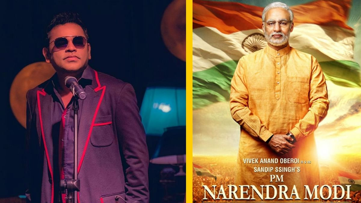 PM Narendra Modi makers refuse to comment on AR Rahman being upset on his song remix.
