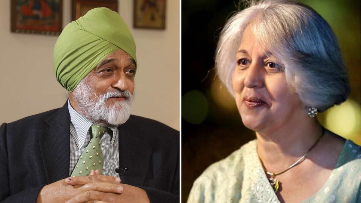 From Archives: How Montek Singh & Isher Judge Ahluwalia First Met