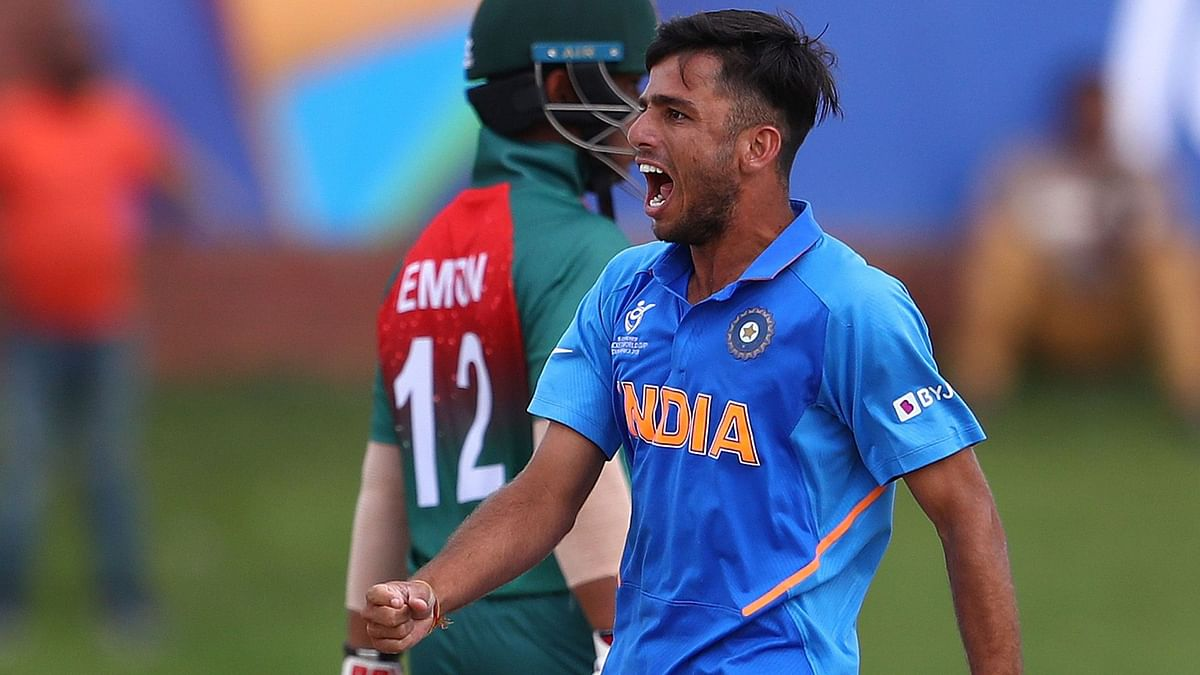 ICC Pulls Up 5 Players For Fight After India-B'desh U-19 Final