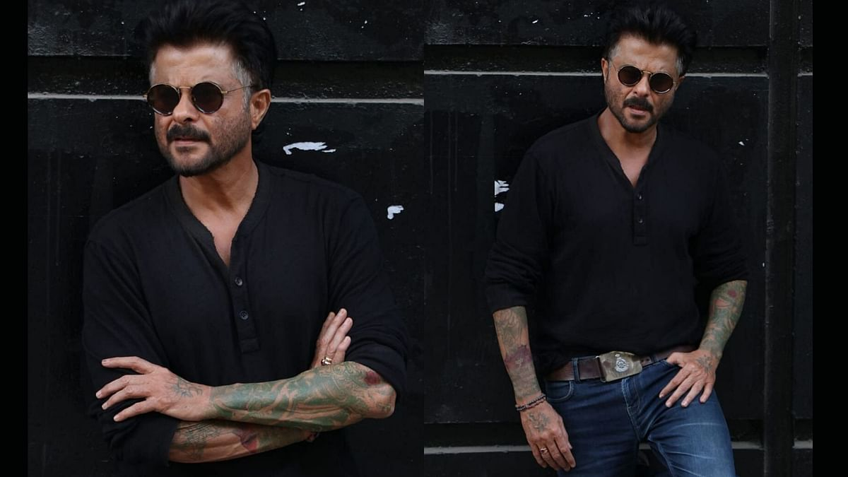 Here's Why Anil Kapoor Never Got A Tattoo  In Real Life