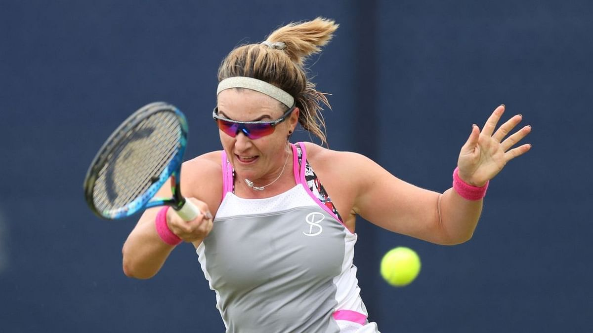 American Tennis Player Abigail Spears Handed 22-Month Doping Ban