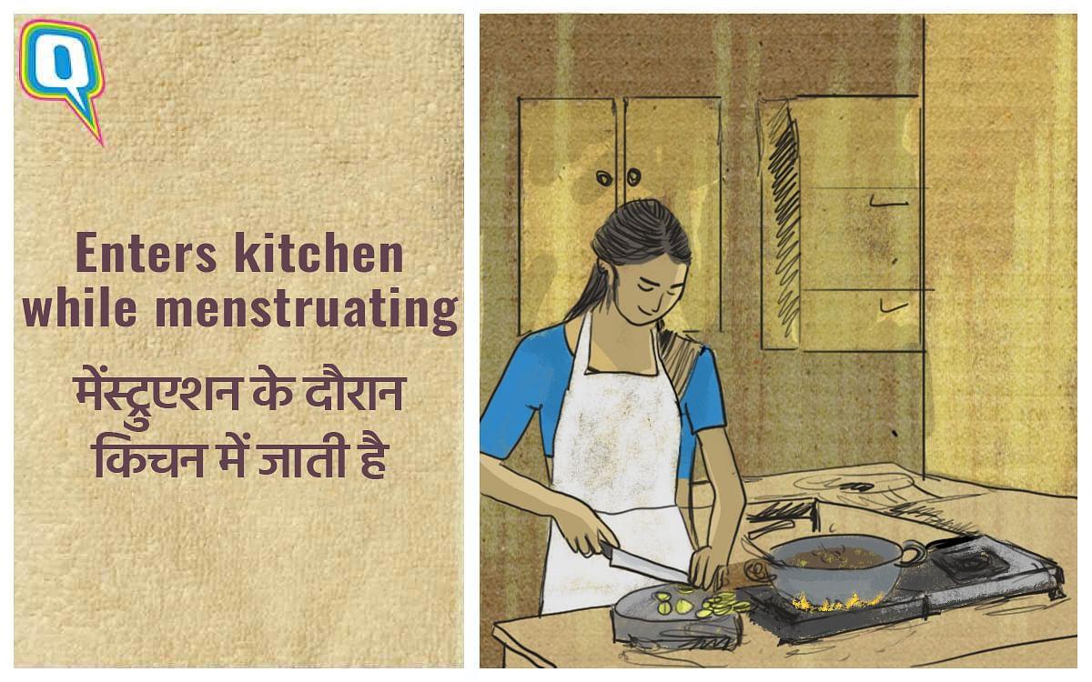Buri Ladki's Period Guide: Enter Kitchen, Wear Whites & More