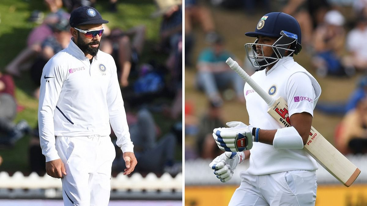 Prithvi Shaw's Technical Glitches Visible but Kohli Wants to Wait
