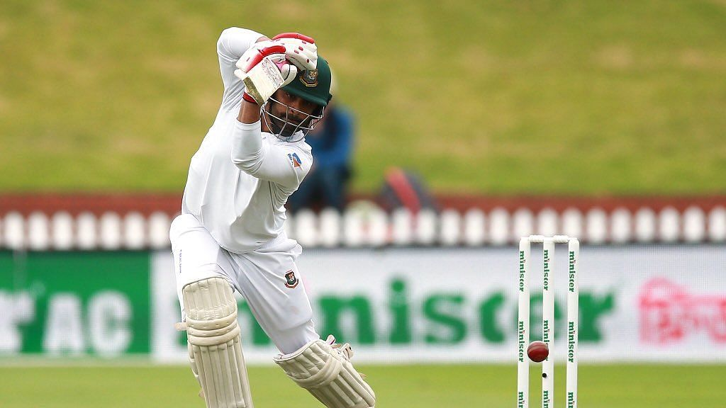 Bangladesh's Tamim Iqbal Tunes Up for Test with Record Triple Ton
