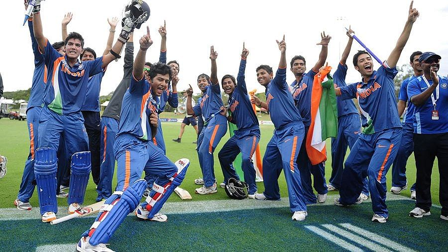 Unmukt Chand had scored 111 off 130 deliveries to help India beat Australia in the U-19 World Cup final in 2012.
