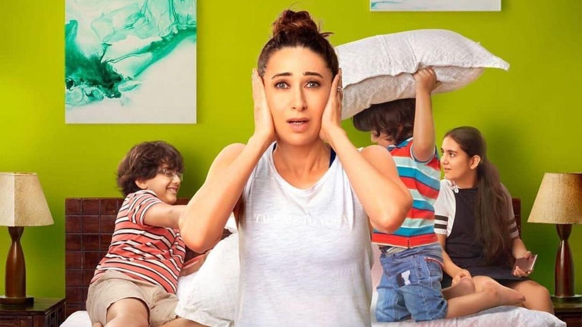 Karisma Kapoor as Supermom in 'Mentalhood' Trailer
