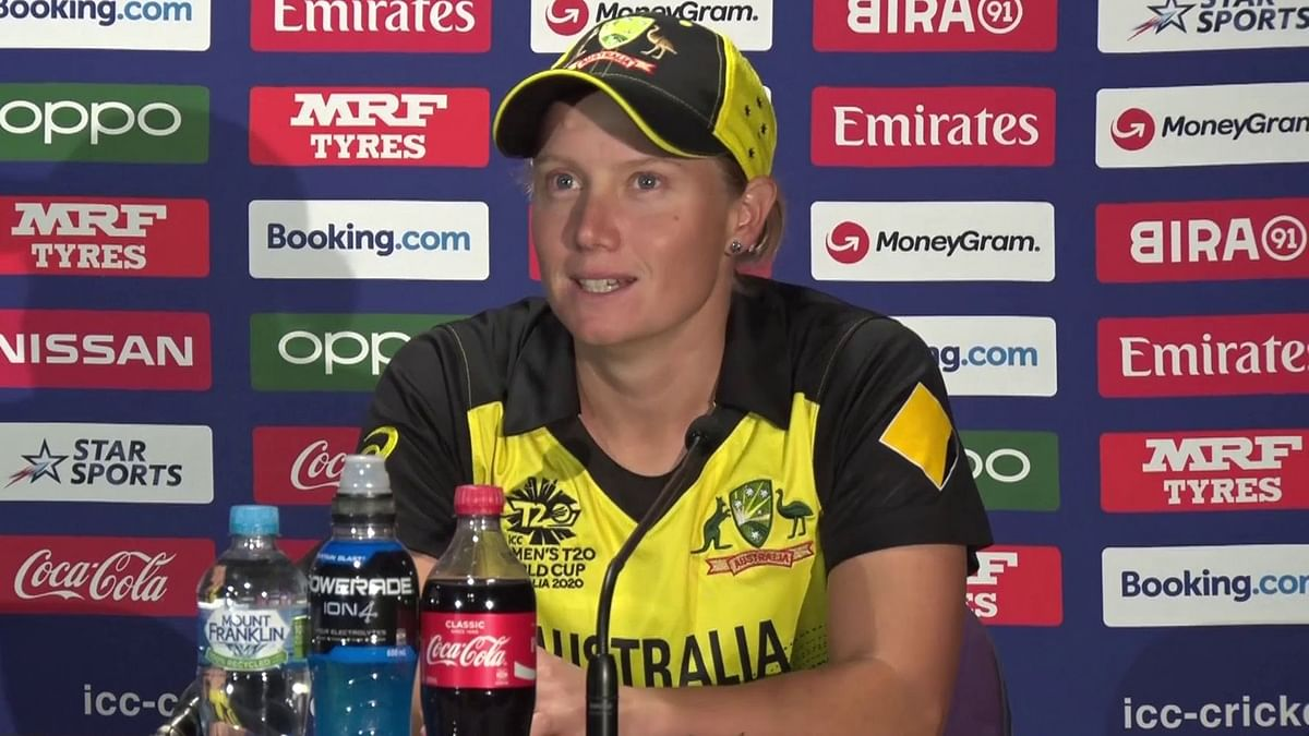 We Didn't Adapt to Poonam's Slower Deliveries: Alyssa Healy