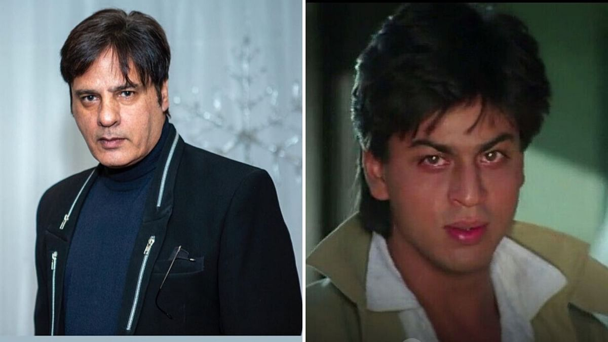 Rahul Roy has said that he was approached for Shah Rukh Khan's role in <i>Darr</i>.