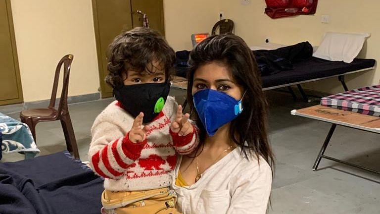 Photo Story Reveals Life Inside an Indian Quarantine Facility