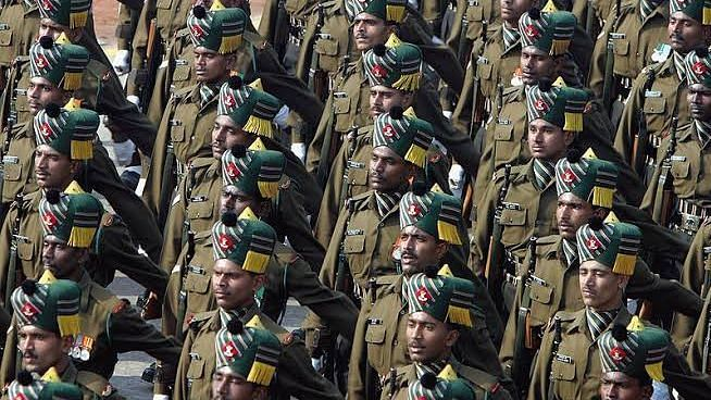 The army issued a fresh advisory on Friday, 20 March, saying 35 percent officers and 50 percent junior commissioned officers (JCOs) in the Headquarters will take turns in working from home for a week from 23 March. Photo used for representational purposes only.