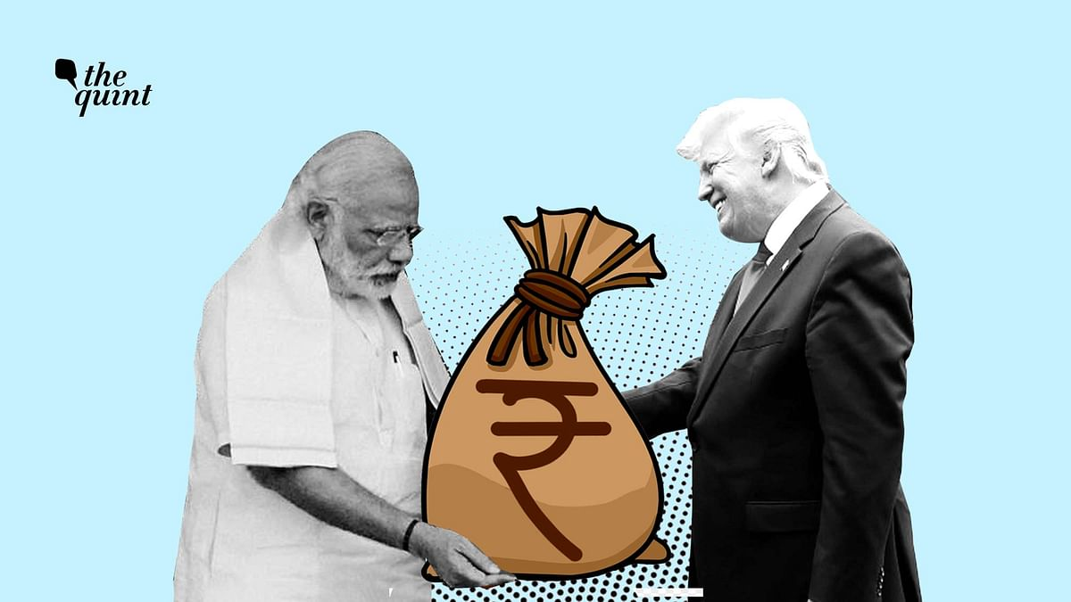 Namaste Trump: During Trump's short visit, India is expected to sign a $2.6 billion deal with the US for 24 Seahawk helicopters from Lockheed Martin. It should take some of the edge off the disappointment from the absence of a trade deal.