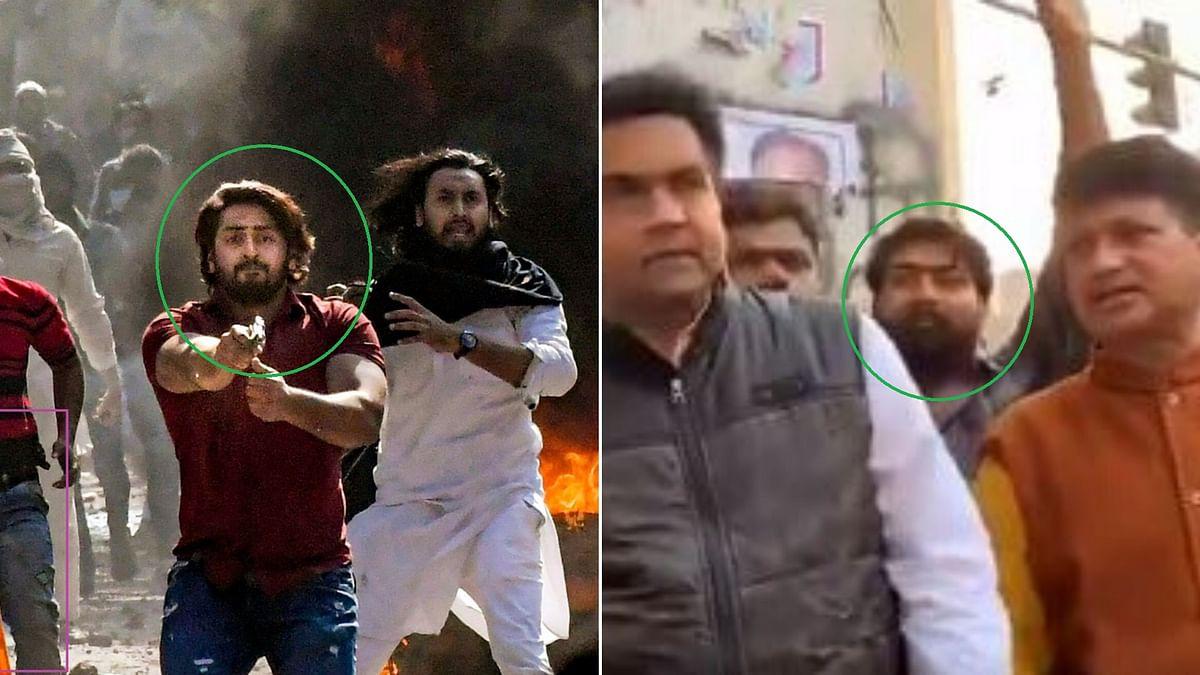 Man in Kapil Mishra's Video Isn't the One in Jaffrabad Gun Clip