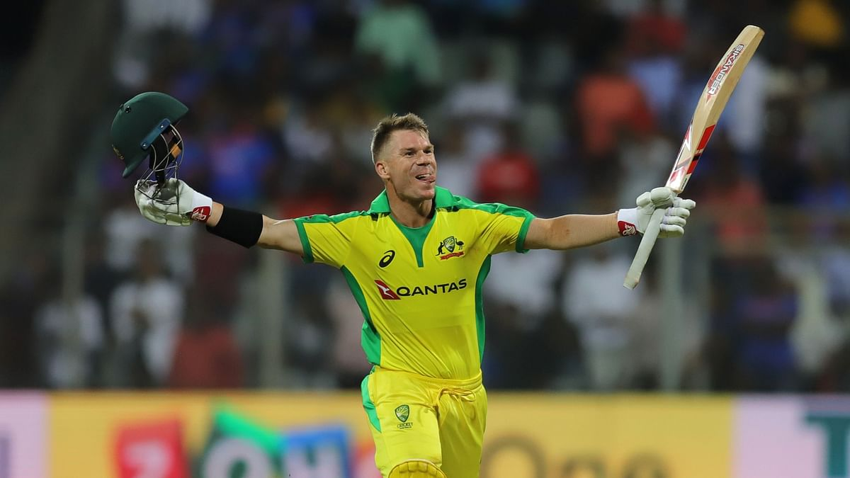 Returning from Ban, David Warner Bags 2 Cricket Australia Awards