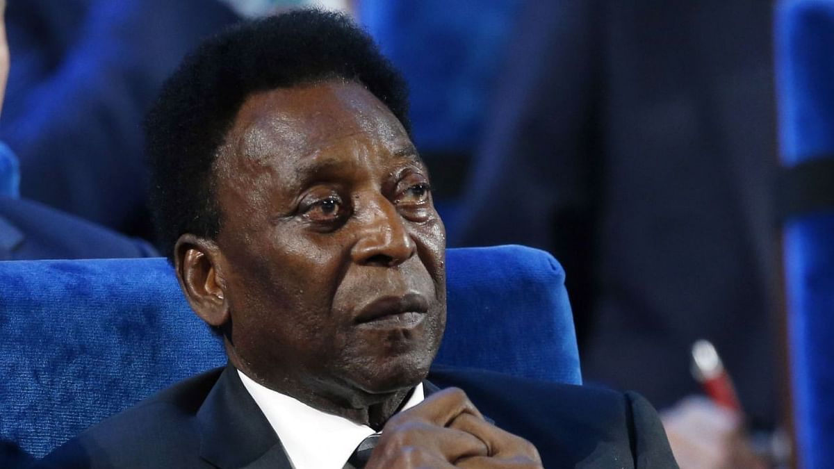 Pele Depressed, Reclusive Because of Poor Health: Son
