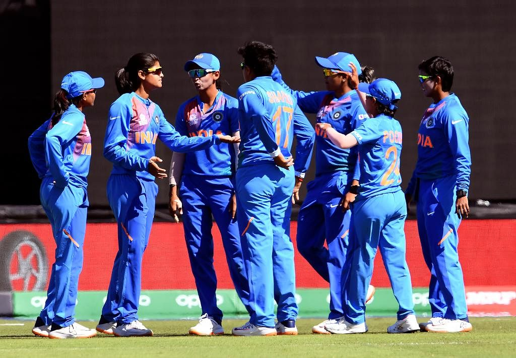 Women's T20 WC: India Finish League Stage With 7 Wkt Win Over SL
