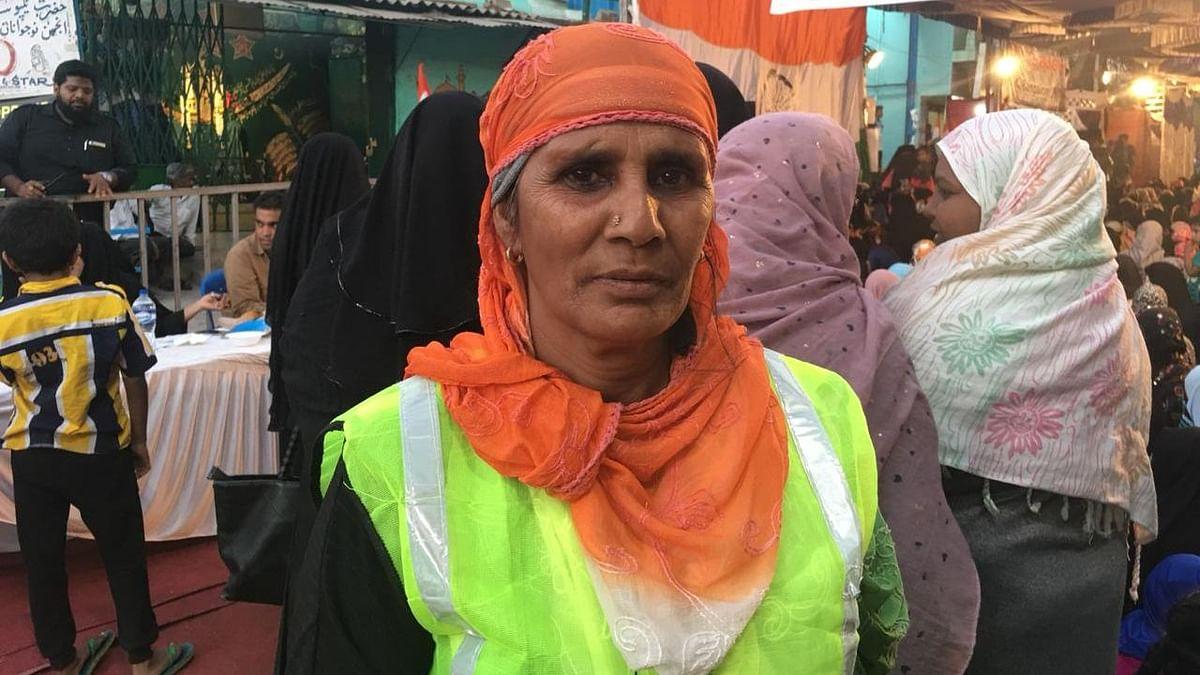 Waheeda aka Bilal Bagh ki Dadi