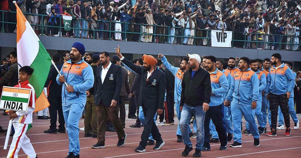 Unofficial' India Kabaddi Team Reach Tournament Semis in Pakistan