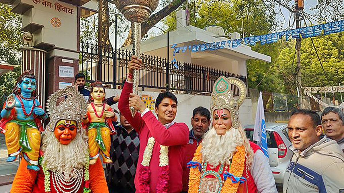 Saurabh Bhardwaj to introduce 'Sundar Kand' recitals in his constituency of Greater Kailash.