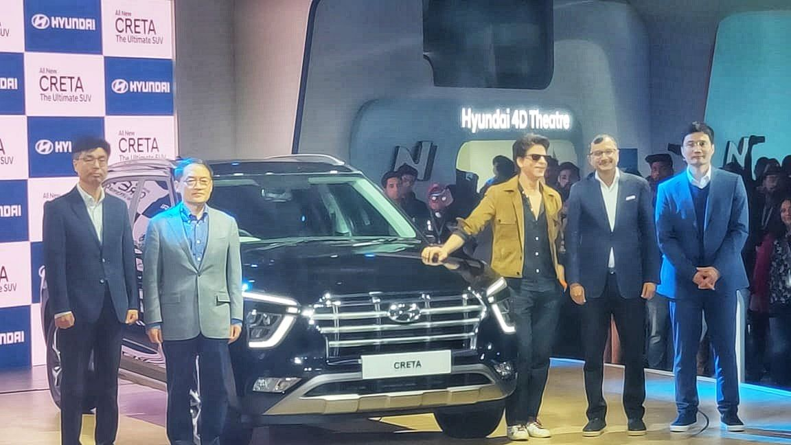 Auto Expo Day 2: New Hyundai Creta Launched, MG Brings Hector Plus